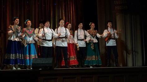 Воронежские студенты стали лауреатами всероссийского конкурса «Голоса России»