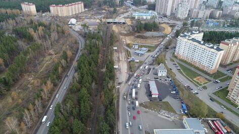 Власти Воронежа рассказали об изменениях в проекте развязки на улице 9 Января