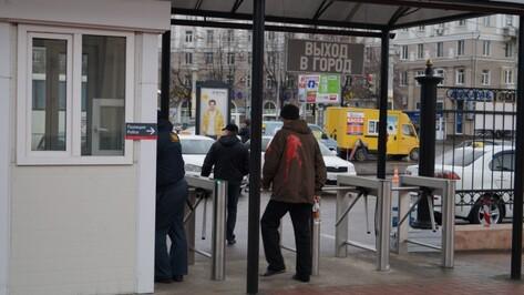 Неудобства ремонта железной дороги под Воронежем компенсируют автобусы