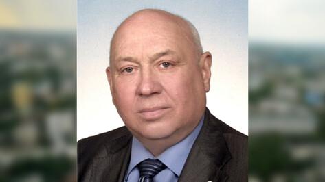 Умер член общественной палаты Воронежа Борис Алпатов