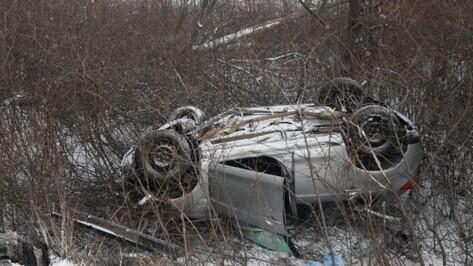 ДТП с двумя погибшими спровоцировала жительница Воронежа