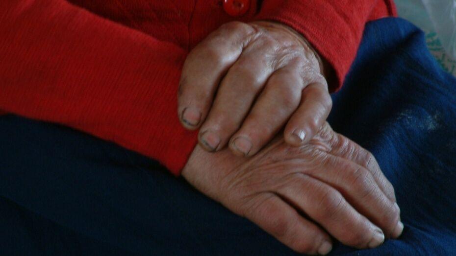 Житель Воронежской области ответит в суде за убийство престарелой матери
