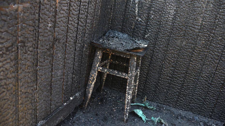 Парень погиб на пожаре в 1-комнатной квартире в Воронеже