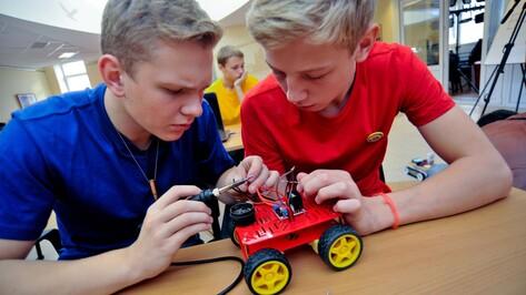 Робототехники Центрального Черноземья свезут свои машины в Воронеж