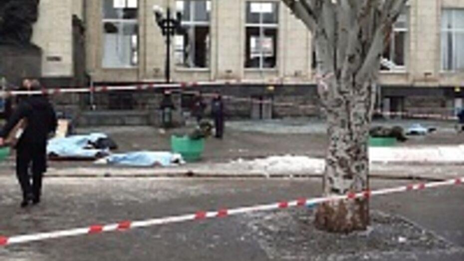 В Воронеже из-за взрыва в Волгограде будут усилены меры безопасности