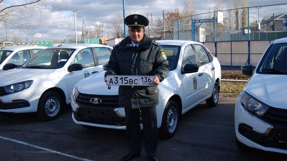 Репьевский инспектор гостехнадзора победил в конкурсе «Лучший по профессии»