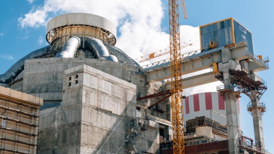 Турбину энергоблока №2 Нововоронежской АЭС-2 поставили на валоповорот