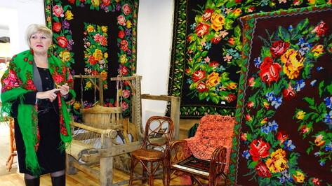 Музей под Воронежем пригласил на виртуальные экскурсии и мастер-класс по ткачеству
