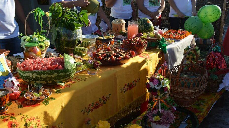 В Воронежской области пройдет фестиваль «Арбузный рай – Петропавловский край»