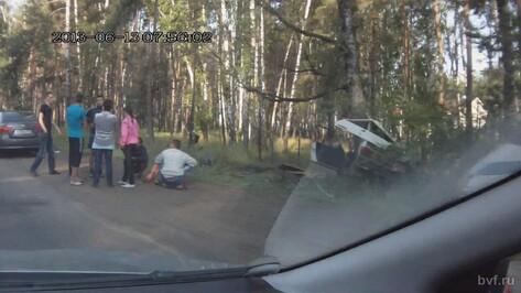 По факту ДТП в Придонском, в котором погибли два человека, возбуждено уголовное дело
