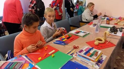 Верхнемамонские школьники стали призерами «Карусели мастеров»