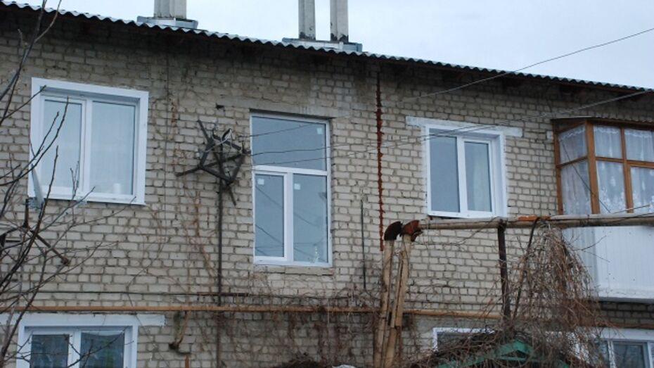 Снег лишил жителей Кантемировки телевизоров и микроволновок