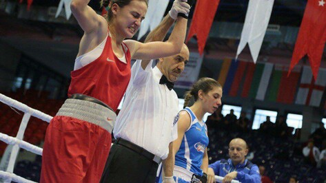 Воронежская спортсменка поборется за «золото» чемпионата Европы по боксу