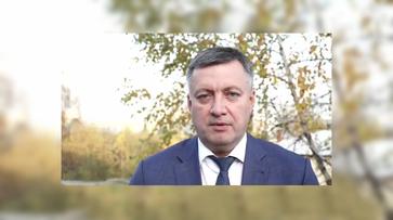 Глава Иркутской области пожелал #здоровьяГусеву