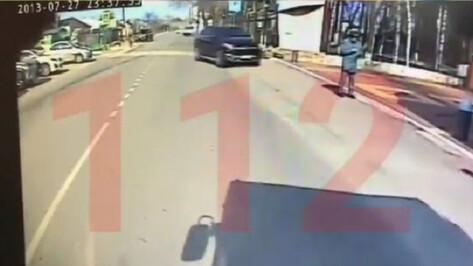 Полицейские задержали водителя Mercedes-Benz, сбившего курсанта МЧС в Воронеже