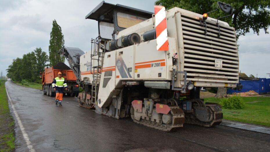 В Нижнедевицком районе отремонтируют участок региональной дороги