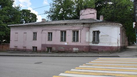 Легенды Воронежа. Дом священников Аристовых с бельведером
