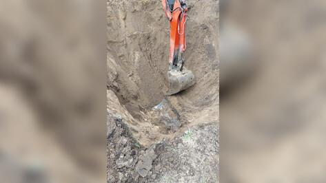 В воронежском Шилово произошли 2 коммунальные аварии