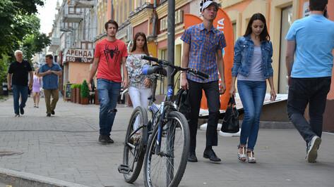 Воронеж вошел в топ-10 самых велосипедных городов России и СНГ