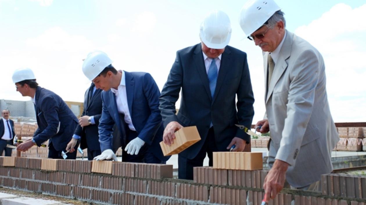 В Шилово строится «звездный садик» для «звездного городка»