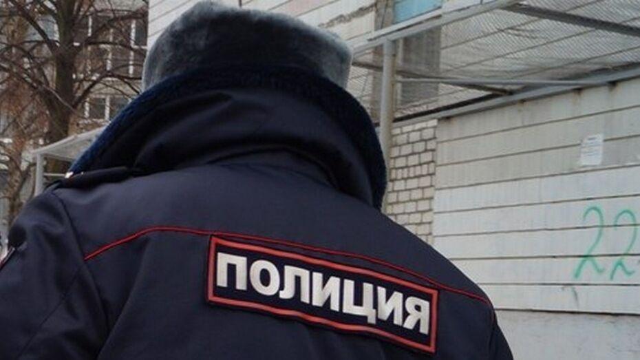 Полицейские поймали вымогавшего у школьника деньги воронежца