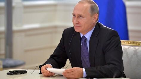 Рейтинг Владимира Путина обновил исторический максимум