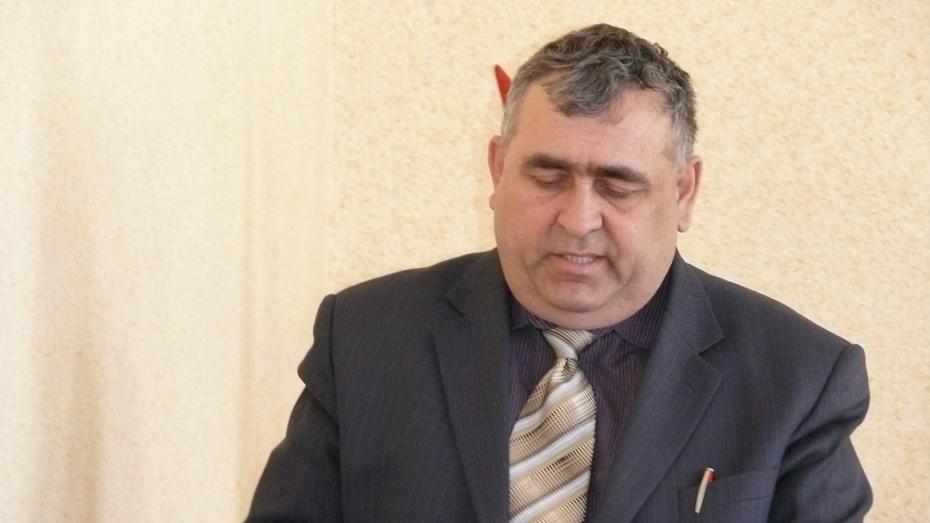 Мэр Поворино Николай Подболотов вернулся на работу