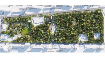 Городской огород и сад трав. Каким будет новый «Танаис» в Воронеже