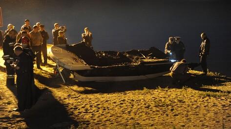 Сгоревший в катере воронежский бизнесмен плыл с друзьями рыбачить