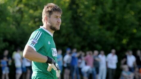 Вратарь воронежского «Факела» стал лучшим игроком сентября в ФНЛ