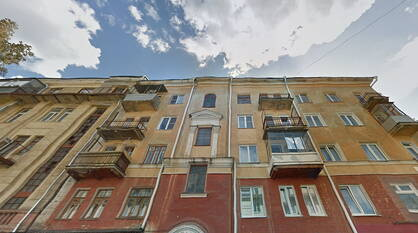 На капремонт фасада дома возле парка «Орленок» в Воронеже потратят 7 млн рублей
