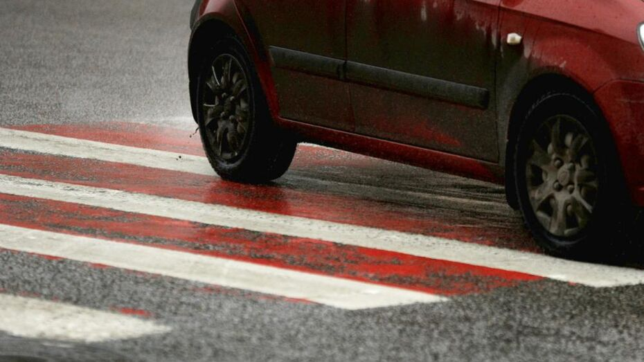 Штрафы водителям за нарушения на переходах разъяснили в ГИБДД