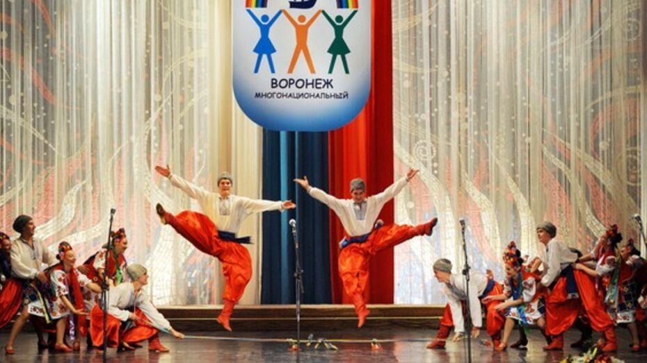 Областной фестиваль «Воронеж многонациональный» станет визитной карточкой Национальной палаты региона