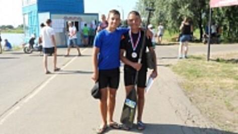 Рамонский кадет стал победителем Международных соревнований по гребле на байдарках и каноэ