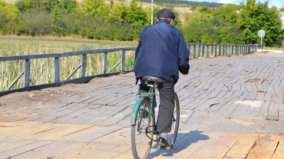 Воронежец после застолья добрался до дома на украденном велосипеде
