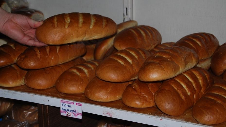 В Бутурлиновке выросли цены на выпечку