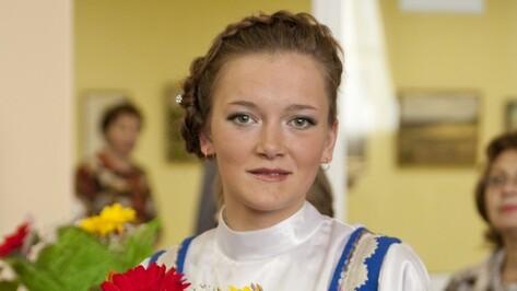 Каширская школьница стала бронзовым призером межрайонного конкурса «Сударушки-2014»