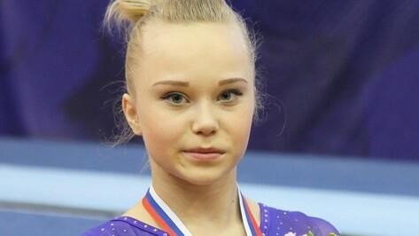 Воронежская гимнастка прибыла на Олимпиаду в Рио