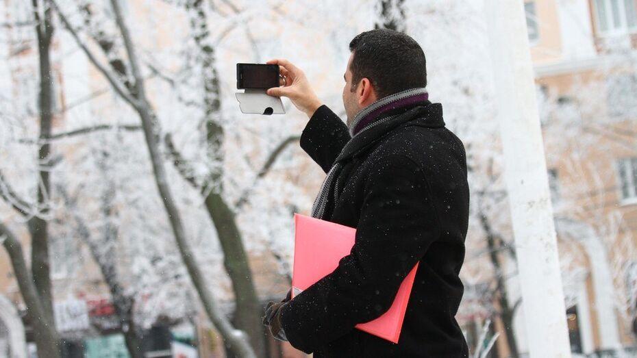 Воронежская погода забыла о зиме