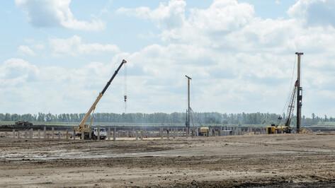 В Воронежской области начали строительство первого предприятия Павловской ТОСЭР