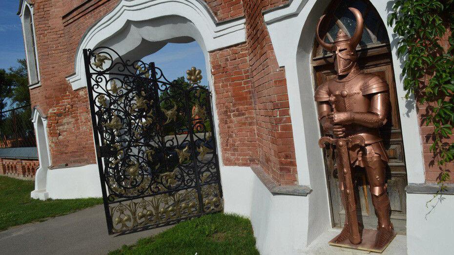 Воронежских детей позвали на бесплатную выставку во Дворце Ольденбургских