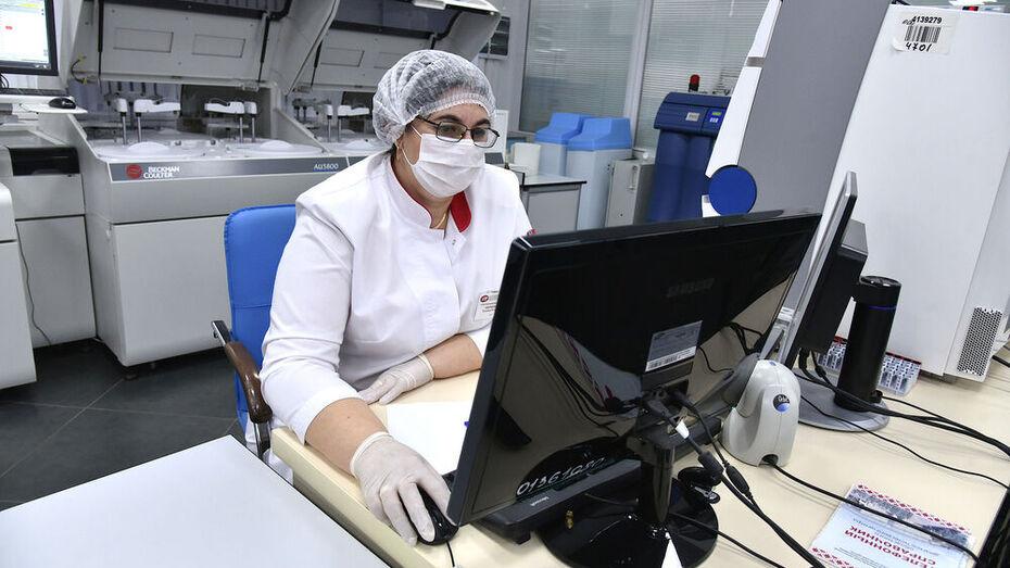 С начала пандемии COVID-19 переболели более 35 тыс жителей Воронежской области