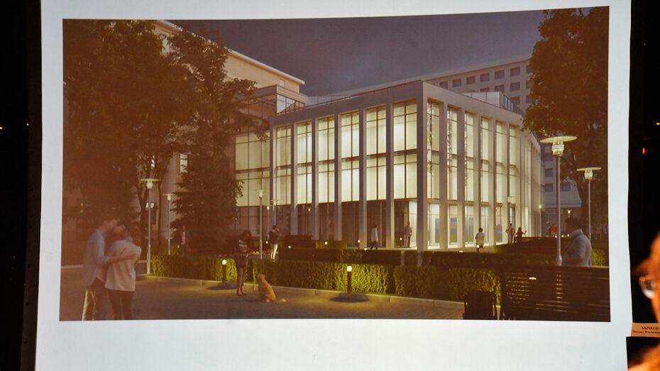 Александр Гусев предложил построить в Воронеже новый Театр оперы и балета
