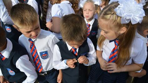 Самая большая в России воронежская школа получит федеральное финансирование