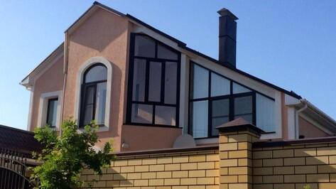 Воронежские загородные дома подорожали на 2% за месяц