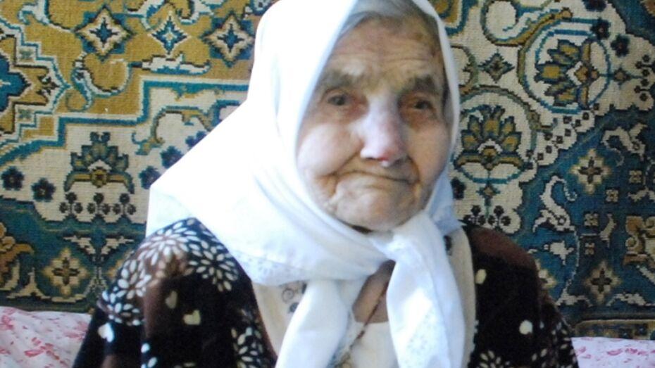 В Кантемировском районе 100-летний юбилей отметит родственница Антона Чехова