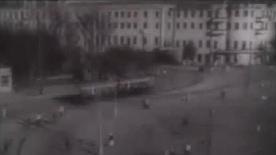 Появился фильм-ностальгия о воронежском трамвае