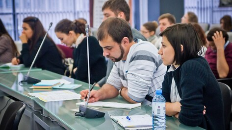 Заслуженную молодежь ЦФО назовут в Воронеже