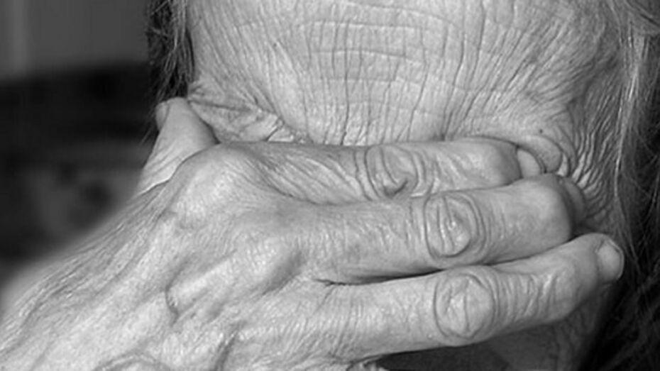 В Воронеже невменяемую старушку отправят на принудительное лечение за убийство дочери