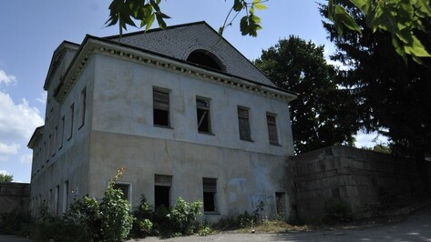Воронежские чиновники предложили восстановить дачу Башкирцева